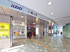朝日プラザ上北沢 駅