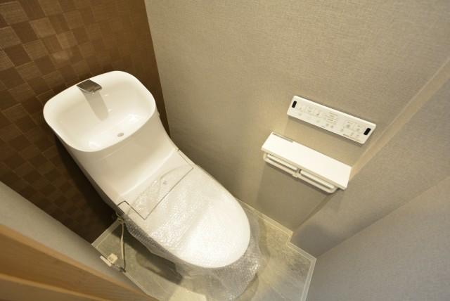 ニューウェルハイツ第2自由が丘 トイレ