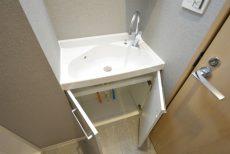 ニューウェルハイツ第2自由が丘 洗面室
