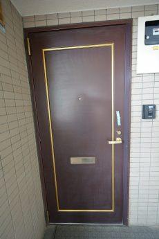 藤和シティコープ新中野 玄関