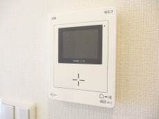 ニューシティハイツ日本橋 TVモニター付きインターフォン