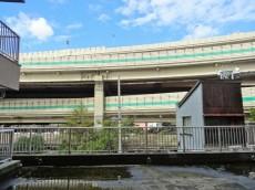セブンスターマンション第二日本橋 玄関前からの眺望