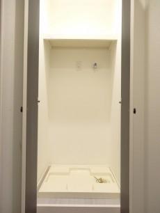 セブンスターマンション第二日本橋 洗濯機置場