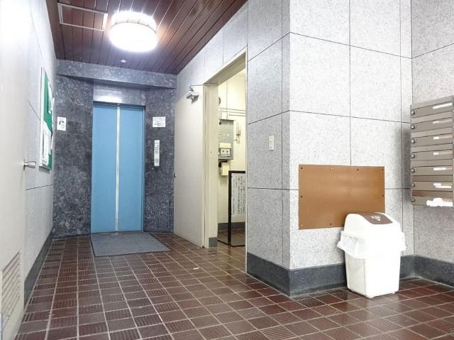 セブンスターマンション第二日本橋 エントランスホール