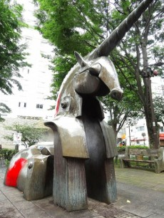 小石川ハイツ 公園