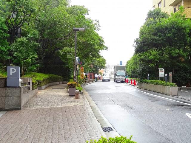 ボーン赤坂 周辺