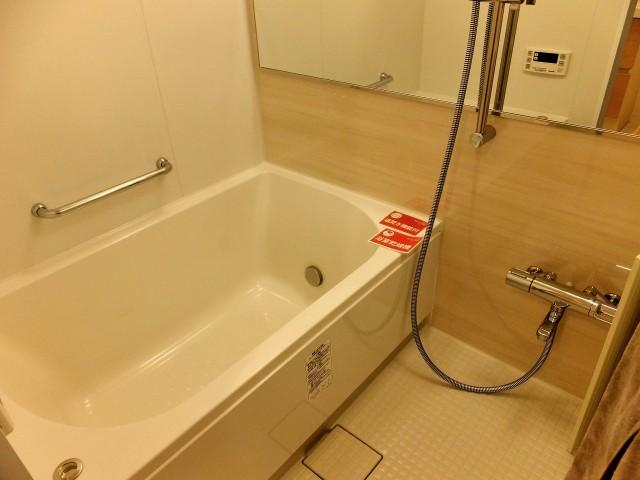ハイラーク五反田605 バスルーム