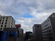 ハイラーク五反田605 バルコニー