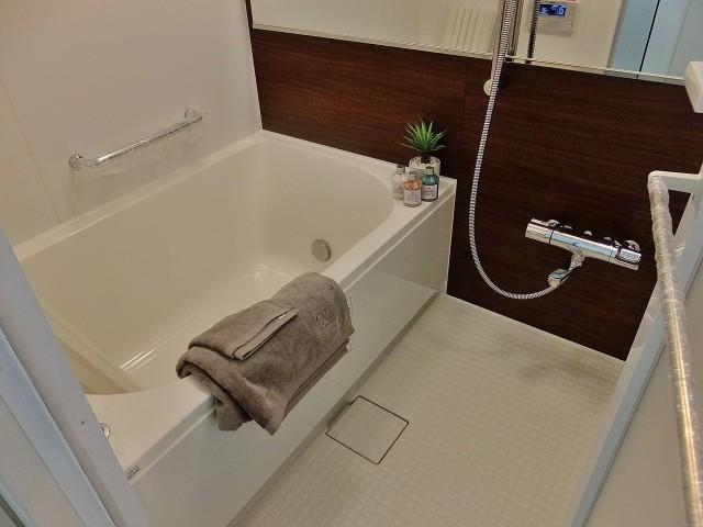 南大井アーバンハイツ バスルーム