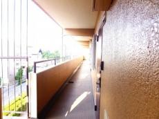 ライオンズマンション護国寺 外廊下