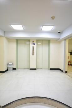 チュリス氷川坂 エレベーターホール