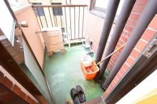 ヴァンヴェール南平台 玄関 バルコニー