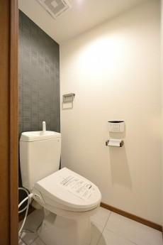 ボーン赤坂 トイレ