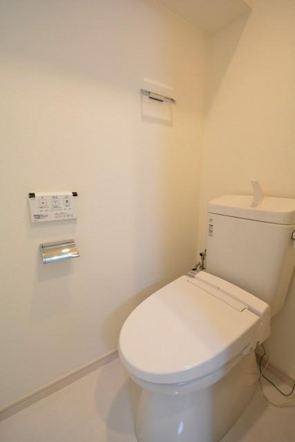 トーア明大前マンション トイレ