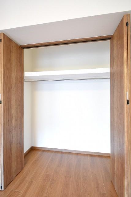 ボーン赤坂 4.6帖洋室のクローゼット