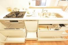 スカイプラザ赤坂 システムキッチン