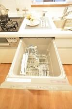 スカイプラザ赤坂 食洗機