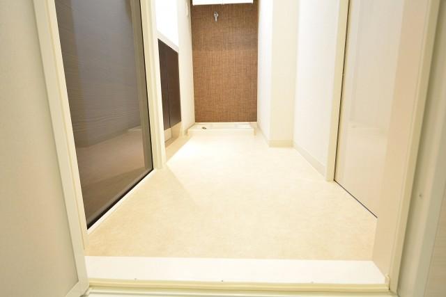 ボーン赤坂 洗面室