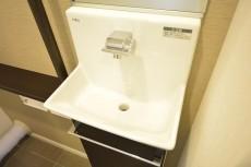 東建第2上町マンション トイレ手洗い場