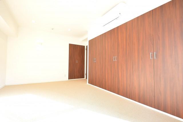 ヴァンヴェール南平台 8.17帖のベッドルーム501