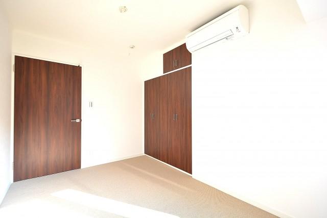 ヴァンヴェール南平台 4.88帖のベッドルーム501