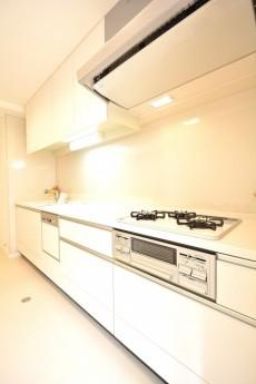 ヴァンヴェール南平台 3m幅のキッチン501