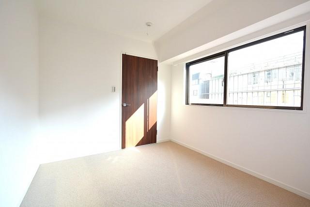 ヴァンヴェール南平台 4.9帖のベッドルーム501
