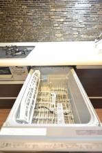 南青山セピアコート 食洗機