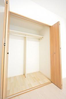 6.0帖のベッドルーム 収納