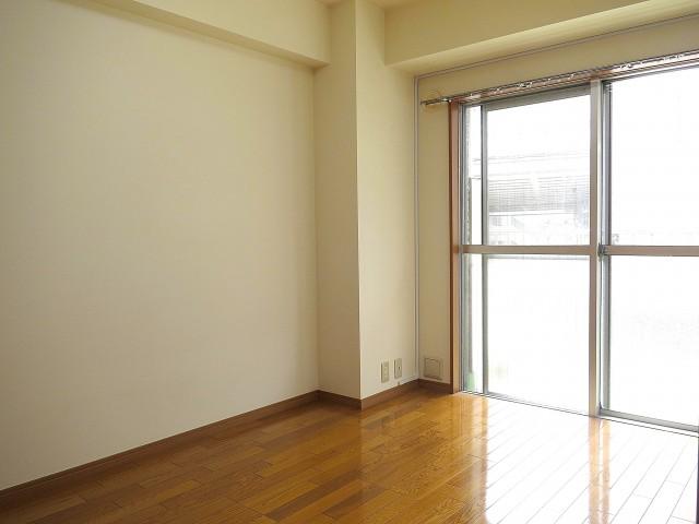 藤和護国寺コープ 4.5帖のベッドルーム