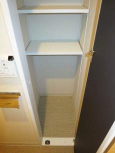 レクセルマンション音羽 トイレの収納が充実しています