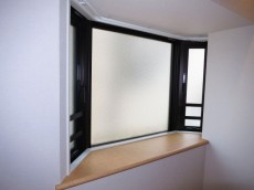 レクセルマンション音羽 出窓がある洋室