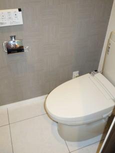 藤和護国寺コープ ウォシュレット付のトイレ307
