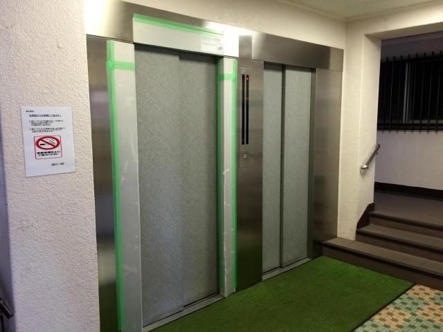 田園調布スカイハイツ エレベーター