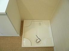 エス・コート駒沢 洗濯機置き場