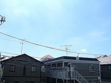 アークステージ田園調布 2階からの眺望202
