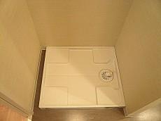 オーベル三軒茶屋 洗濯機置き場