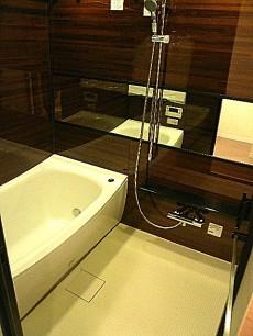 オーベル三軒茶屋 バスルーム