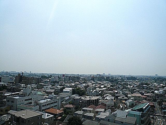 田園調布スカイハイツ 11階からの眺望