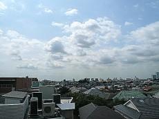 ビュラ田園調布 4階からの眺望