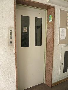 麻布十番中央マンション エレベーター