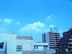 麻布十番中央マンション 7階からの眺望