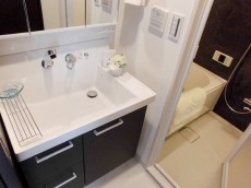 中野永谷マンション 洗面室