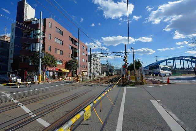 多摩川駅周辺