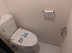 中野永谷マンション トイレ