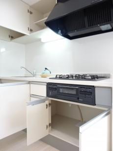 柿の木坂コーポ システムキッチン