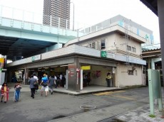 サンマリーナ新子安 JR新子安駅