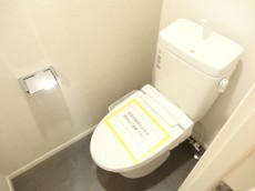 ガーデンハウス トイレ