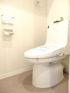 ヴェラハイツ浜町 トイレ