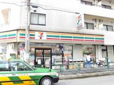 玉川台スカイマンション コンビニ